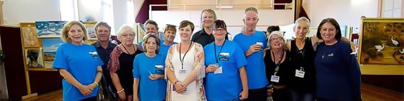 Lakeside Festival Volunteers