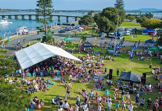 Music Festival in NSW