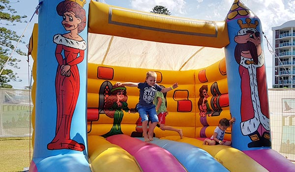 Family Fun at Lakeside Festival