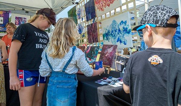 Lakeside Festival Market