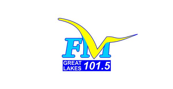 Great Lakes FM Radio Station Logo